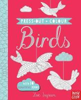N/A - Press Out and Colour: No.1: Birds - 9780857637673 - V9780857637673