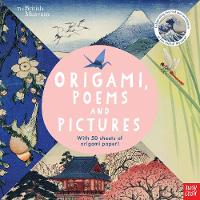 - British Museum: Origami, Poems and Pictures - 9780857639387 - V9780857639387