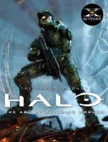 Titan Books - Halo: The Art of Building Worlds - 9780857685629 - V9780857685629