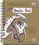 - Dodo Pad Mini / Pocket Diary 2016 - Week to View Calendar Year: A Combined Family Diary-Doodle-Memo-Message-Engagement-Organiser-Calendar-Book - 9780857700940 - V9780857700940