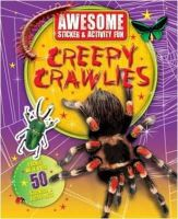 NA - Awesome Fun: Creepy Crawlies (Sticker and Activity) - 9780857804464 - 9780857804464