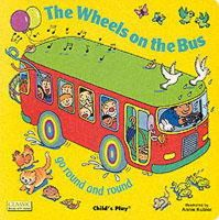 - The Wheels on the Bus (Classic Books With Holes) - 9780859537971 - V9780859537971