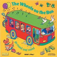 Kubler, Annie - The Wheels on the Bus (Books with Holes) - 9780859538879 - V9780859538879