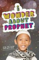Oze, Ozkan - I Wonder About the Prophet (I Wonder About Islam) - 9780860375081 - V9780860375081