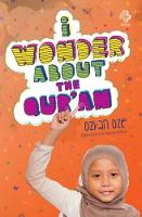 Oze, Ozkan - I Wonder About the Qur'an (I Wonder About Islam) - 9780860375135 - V9780860375135