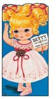 Anna Award - Betty the Ballerina (Giant Doll Dressing Books) - 9780861634224 - V9780861634224