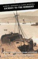 Johnson, Samuel, Boswell, James - Journey to the Hebrides (Canongate) - 9780862415884 - V9780862415884