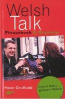 Heini Gruffudd - Welsh Talk - 9780862434472 - KST0030141