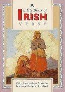 Various - LB OF IRISH VERSE - 9780862812843 - KEX0215099