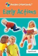 Speechmark - Early Actions (Pocket ColorCards) - 9780863882524 - V9780863882524