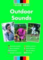 Speechmark - Outdoor Sounds (Colorcards Listening Skills) - 9780863885211 - V9780863885211