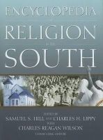 - Encyclopedia of Religion in the South - 9780865547582 - 9780865547582