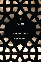 Youngs, Richard - The Puzzle of Non-Western Democracy - 9780870034282 - V9780870034282