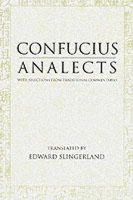 CONFUCIUS - Analects - 9780872206359 - V9780872206359