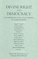 Wootton, David - Divine Right and Democracy - 9780872206533 - V9780872206533