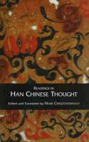Csikszentmihalyi, Mihaly - Readings in Han Chinese Thought - 9780872207097 - V9780872207097