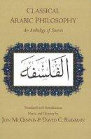 Jon McGinnis - Classical Arabic Philosophy - 9780872208711 - V9780872208711