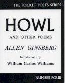 Allen Ginsberg - Howl and Other Poems (City Lights Pocket Poets, No. 4) - 9780872860179 - V9780872860179