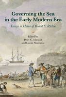 Shammas, Carole, Mancall, Peter - Governing the Sea in the Early Modern Era - 9780873282604 - 9780873282604