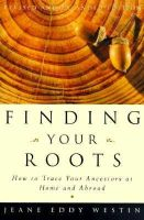 Westin, Jeane - Finding Your Roots - 9780874779431 - KEX0193740