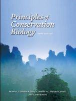 Martha J. Groom, Gary K. Meffe, C. Ronald Carroll - Principles of Conservation Biology, Third Edition - 9780878935970 - V9780878935970