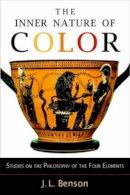 Benson, J.L. - The Inner Nature of Color - 9780880105149 - V9780880105149