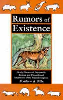 Bille, Matthew A. - Rumors of Existence - 9780888393357 - V9780888393357