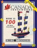Sjogren, Gwen - O Canada Crosswords Book 13 - 9780889712720 - V9780889712720
