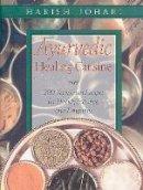Johari, Harish - Ayurvedic Healing Cuisine - 9780892819386 - V9780892819386