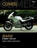 Penton Staff - BMW K-Series 1985-1997 (Clymer Motorcycle Repair) - 9780892878314 - V9780892878314
