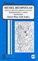 - Hemel Hempstead: Tring / Berkhamsted / Bovington / The Langleys (Street Plans) - 9780901784209 - V9780901784209