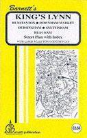 - Kings Lynn: Hunstanton / Downham Market / Dersingham Snettisham / Heacham (Street Plans) - 9780901784704 - V9780901784704
