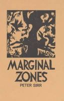 Peter Sirr - Marginal Zones - 9780904011708 - V9780904011708