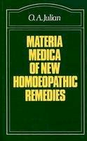 Julian, O.A. - Materia Medica of New Homoeopathic Remedies - 9780906584118 - KEX0285422