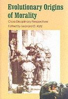 - Evolutionary Origins of Morality - 9780907845072 - V9780907845072