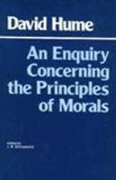Hume, David - An Enquiry Concerning the Principles of Morals - 9780915145454 - V9780915145454