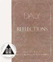 A.A. - Daily Reflections: A Book of Reflections by A.A. Members for A.A. Members - 9780916856373 - V9780916856373