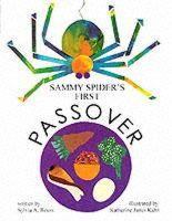 Rouss, Sylvia - Sammy Spider's First Passover - 9780929371825 - V9780929371825