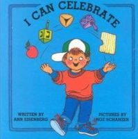 Ann Eisenberg - I Can Celebrate (Very First Board Books) - 9780930494933 - V9780930494933