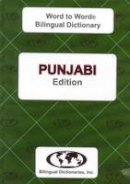 Sesma, C. - English-Punjabi & Punjabi-English Word-to-word Dictionary: Suitable for Exams (Punjabi and English Edition) - 9780933146327 - V9780933146327