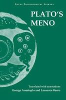Plato - Plato : Meno (Focus Philosophical Library) - 9780941051712 - V9780941051712