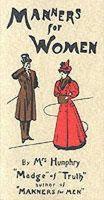 Humphrey, Mrs. - Manners for Women - 9780946014170 - KKD0008559
