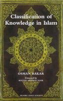 Bakar, Osman - Classification of Knowledge in Islam - 9780946621712 - V9780946621712