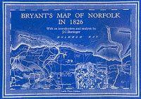 Barringer, J.C. - Bryant's Map of Norfolk in 1826 - 9780948400711 - V9780948400711