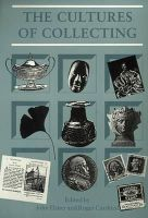 Cardinal, Roger - The Cultures of Collecting - 9780948462511 - V9780948462511