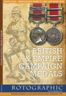 Perkins, Stephen Philip - British and Empire Campaign Medals: V. 1: 1793 to 1902 - 9780948964640 - V9780948964640