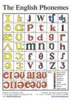 William Griffiths - The English Phonemes in Colour (TEFL Pronunciation Classroom Wall Poster) - 9780952280842 - V9780952280842