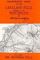 Wainwright, A. - Wainwright Maps of the Lakeland Fells: Southern Fells Map 4 (Wainwright Maps (of the Lakeland Fells)) - 9780952653004 - V9780952653004