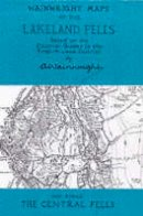 Wainwright, Alfred - Wainwright Maps of the Lakeland Fells - 9780952653059 - V9780952653059