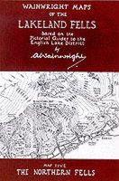 Wainwright, A. - Wainwright Maps of the Lakeland Fells: The Northern Fells Map 5 (Wainwright Maps) - 9780952653066 - V9780952653066